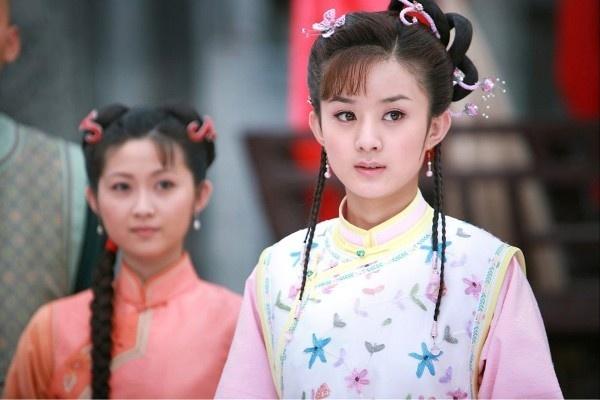 Trieu Le Dinh mat vai Tieu Yen Tu, Tu Vy vi dien non hinh anh