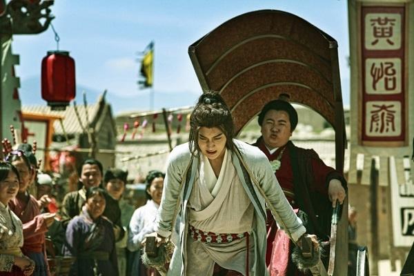 'Chi Ton Bao' dep trai nhat man anh se danh that tren phim hinh anh 2