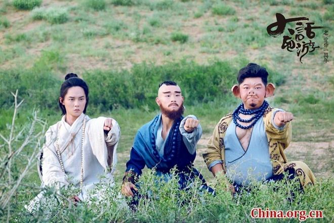 'Chi Ton Bao' dep trai nhat man anh se danh that tren phim hinh anh 3