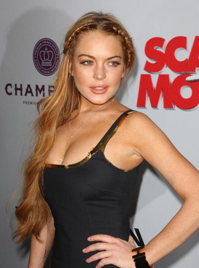 Lindsay Lohan tung thieu, no tien thue nha suot nua nam hinh anh 2