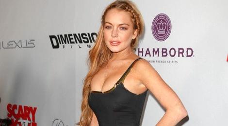 Lindsay Lohan tung thieu, no tien thue nha suot nua nam hinh anh