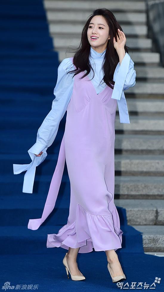 Sao Han tai Seoul Fashion Week anh 7