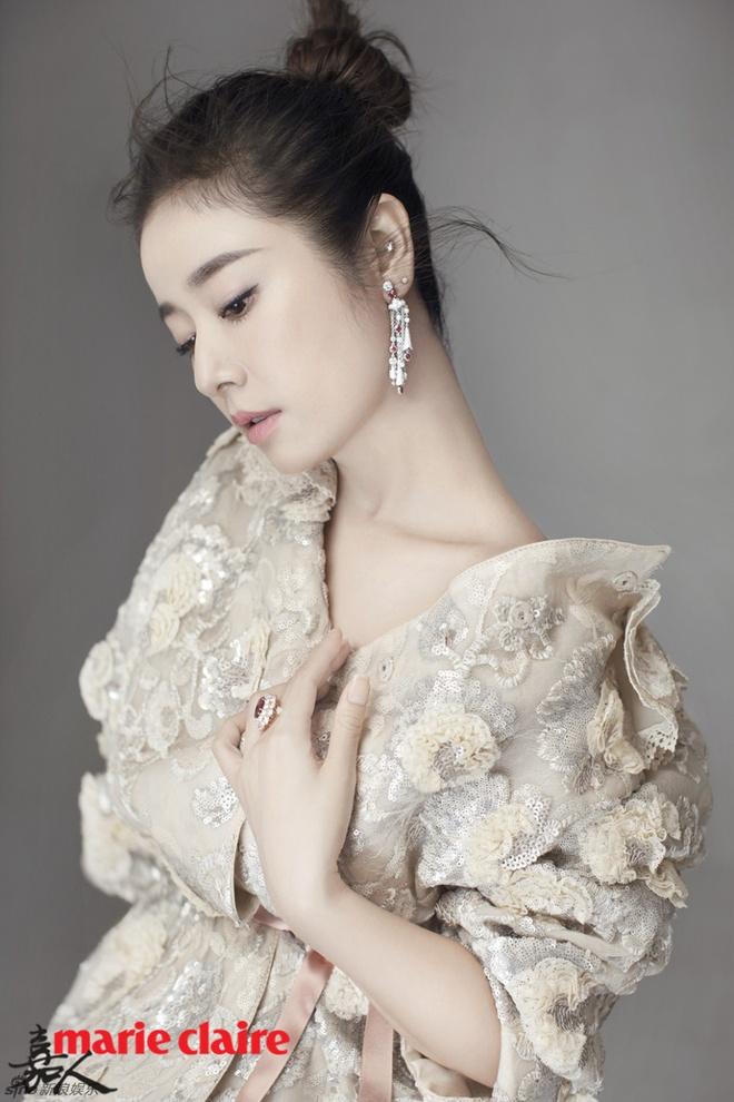 Lam Tam Nhu khac la sau khi photoshop qua da hinh anh 4