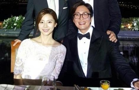 Vo Bae Yong Joon da sinh con trai dau long hinh anh