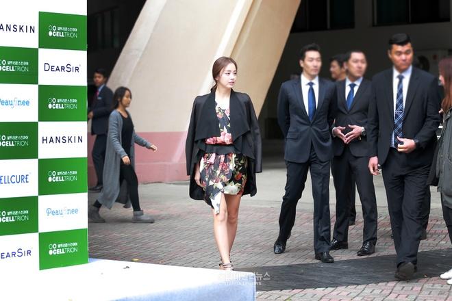 Kim Tae Hee tre trung tai su kien anh 2