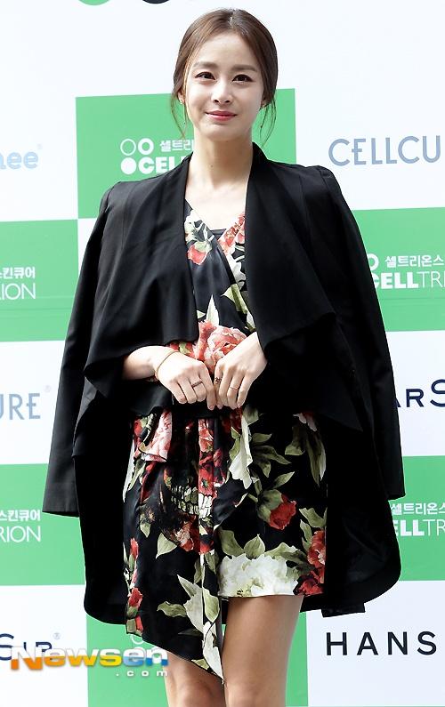 Kim Tae Hee tre trung tai su kien anh 4