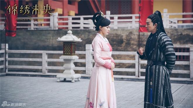 Phim cua Duong Yen Cam tu Vi Uong anh 5
