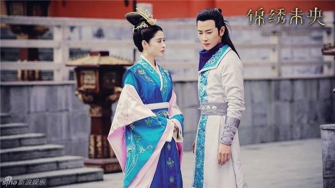 Phim cua Duong Yen Cam tu Vi Uong anh 6