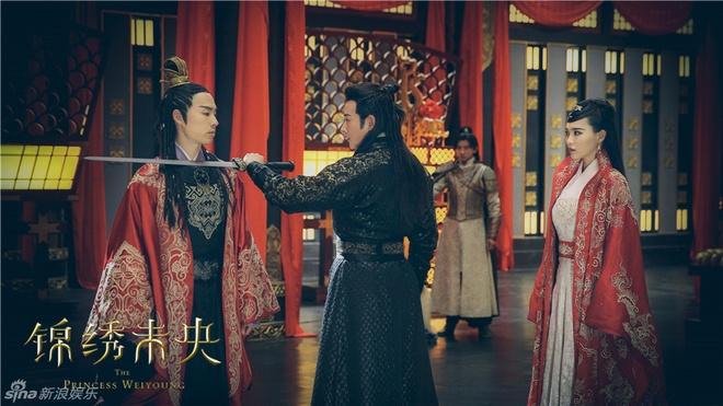 Phim cua Duong Yen Cam tu Vi Uong anh 8