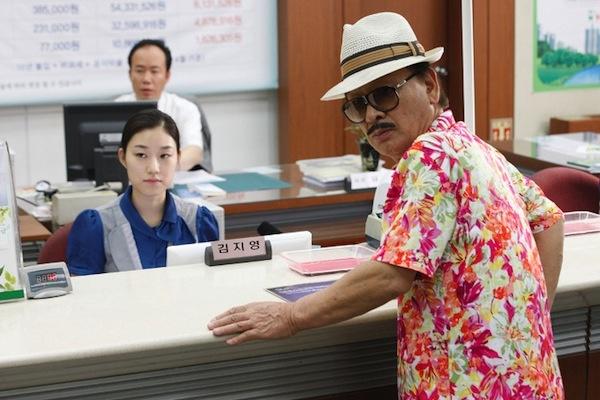 Bi mat phia sau chiec ghe tong thong tren phim Han Quoc hinh anh 3