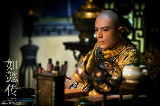 Hau truong phim Hau cung Nhu Y truyen anh 12
