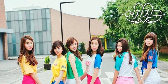 3 xu huong noi troi cua Kpop trong nam 2016 hinh anh 1