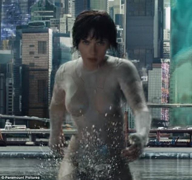 Hinh anh goi cam cua Scarlett Johansson trong phim moi hinh anh 1