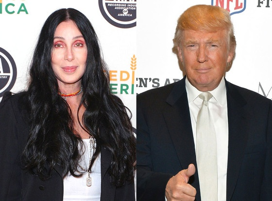 Sao Hollywood that vong truoc chien thang cua Donald Trump hinh anh 7