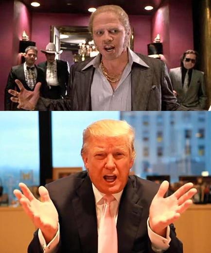 2 phim hot nho tien tri Donald Trump dac cu anh 1