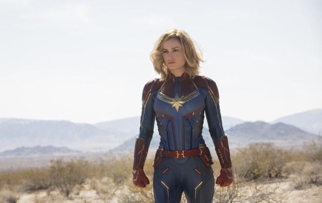 Captain Marvel co the du hanh thoi gian de cuu nhom Avengers hinh anh 1