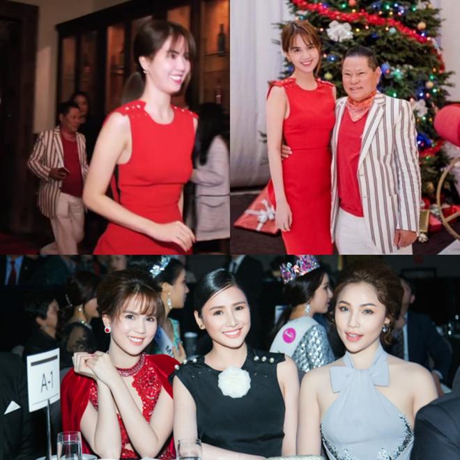 Ty phu Hoang Kieu khoe video don Ngoc Trinh o My hinh anh 2