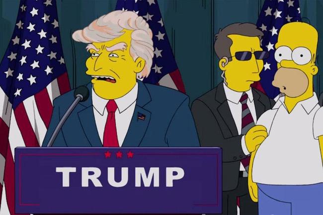 Hang chuc nam truoc, phim Hollywood da du doan Trump dac cu hinh anh