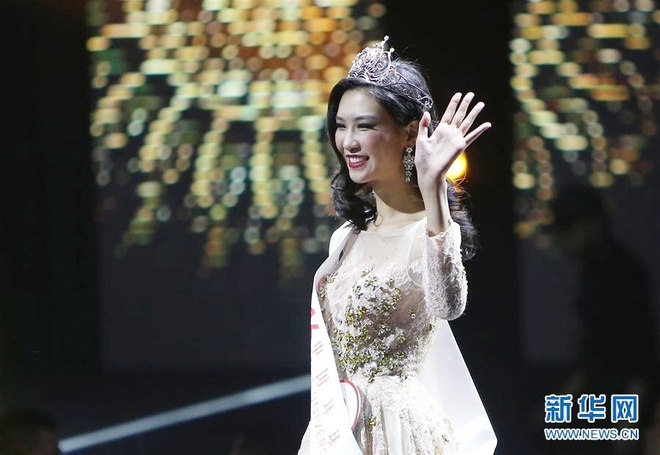 Tan hoa hau Hoan vu Trung Quoc 2016 bi che gia va kem xinh hinh anh 1