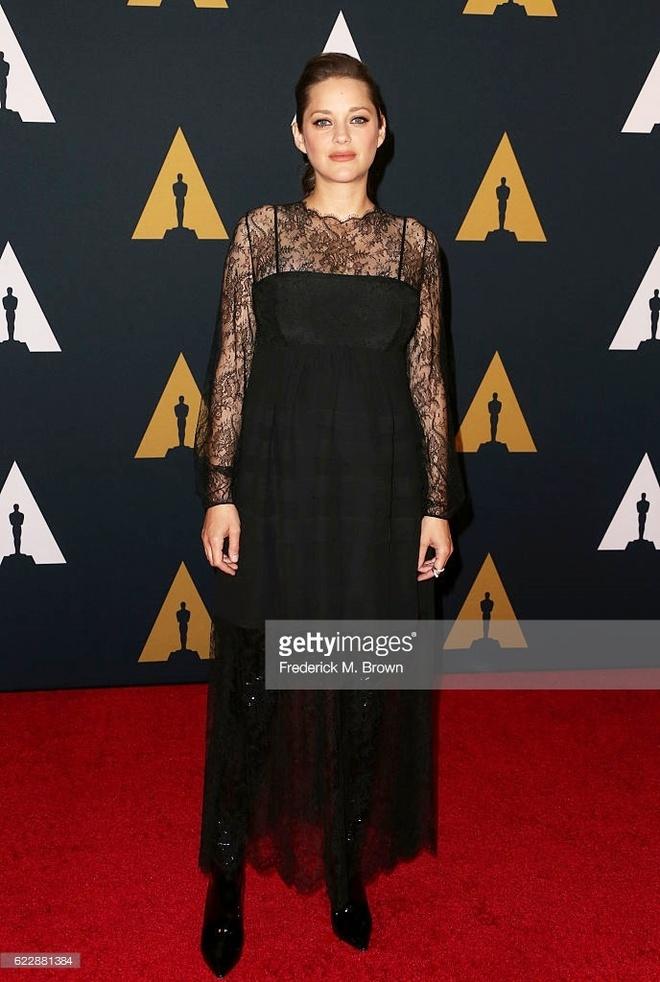 Sao Hollywood te tuu tren tham do Oscar ton vinh Thanh Long hinh anh 11