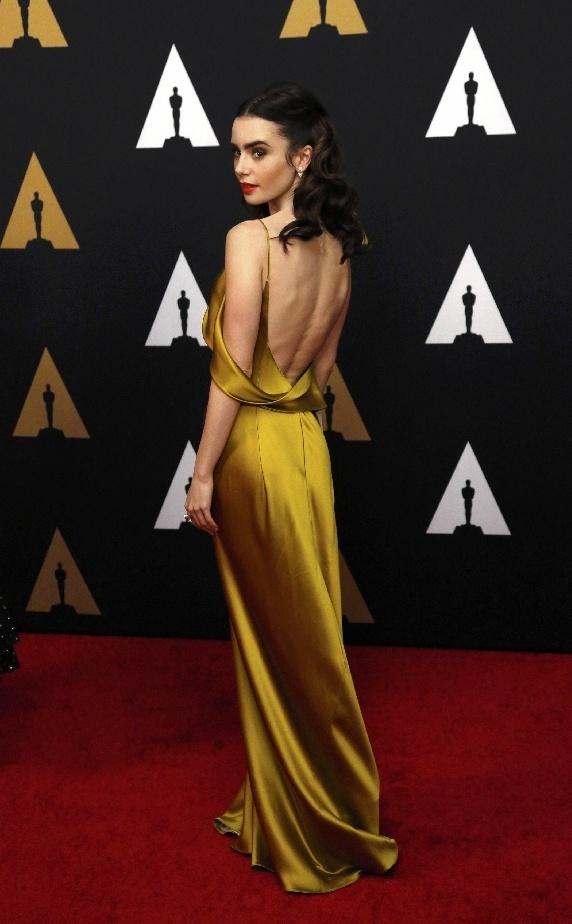 Sao Hollywood te tuu tren tham do Oscar ton vinh Thanh Long hinh anh 4