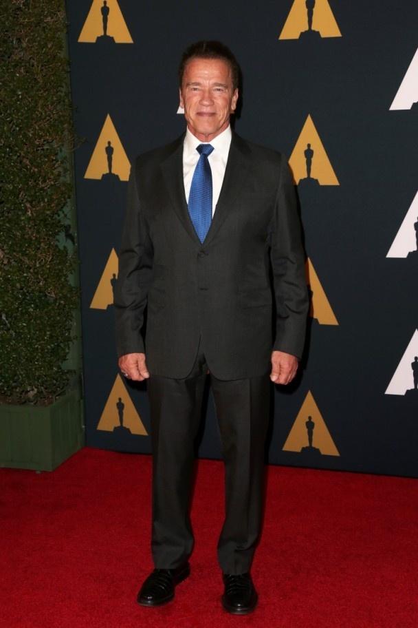 Sao Hollywood te tuu tren tham do Oscar ton vinh Thanh Long hinh anh 12