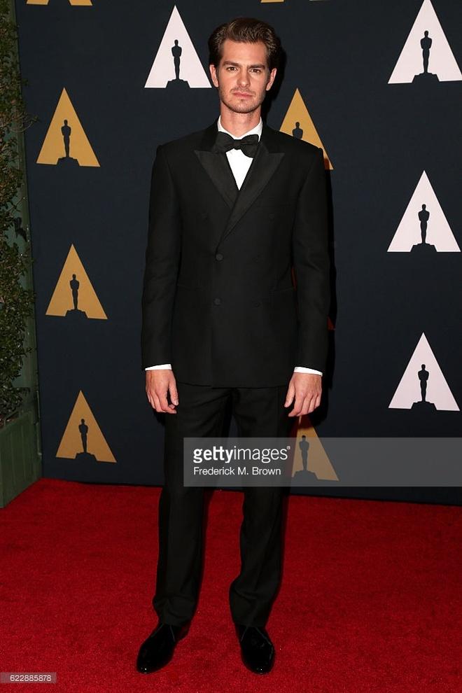 Sao Hollywood te tuu tren tham do Oscar ton vinh Thanh Long hinh anh 9