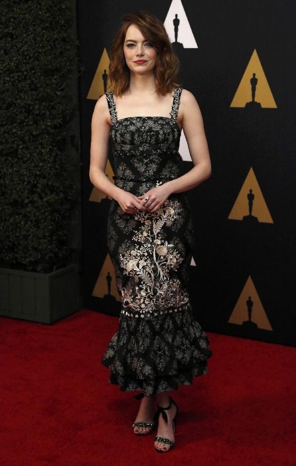 Sao Hollywood te tuu tren tham do Oscar ton vinh Thanh Long hinh anh 8