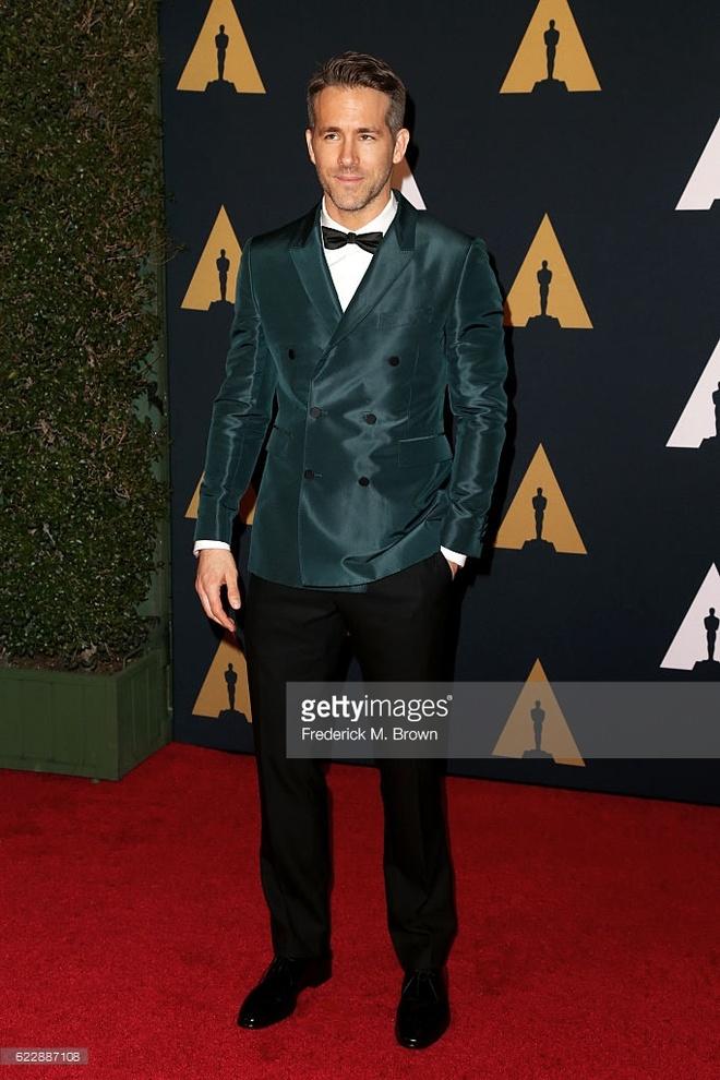 Sao Hollywood te tuu tren tham do Oscar ton vinh Thanh Long hinh anh 13