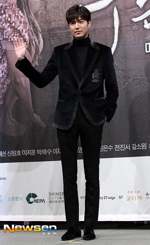 Jun Ji Hyun mac ruom ra ben Lee Min Ho hinh anh 4