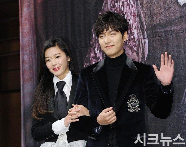 Jun Ji Hyun mac ruom ra ben Lee Min Ho hinh anh 5