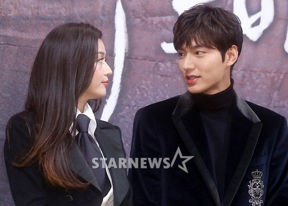 Jun Ji Hyun mac ruom ra ben Lee Min Ho hinh anh 6