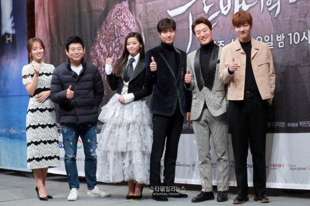 Jun Ji Hyun mac ruom ra ben Lee Min Ho hinh anh 7