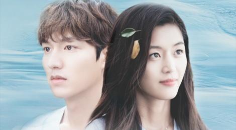 Phim moi cua Lee Min Ho khoi dau vuot 'Hau due mat troi' hinh anh