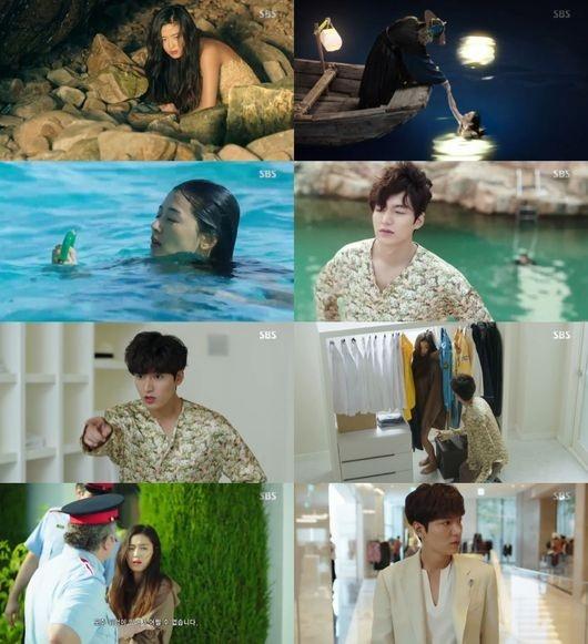 Phim moi cua Lee Min Ho khoi dau vuot 'Hau due mat troi' hinh anh 2