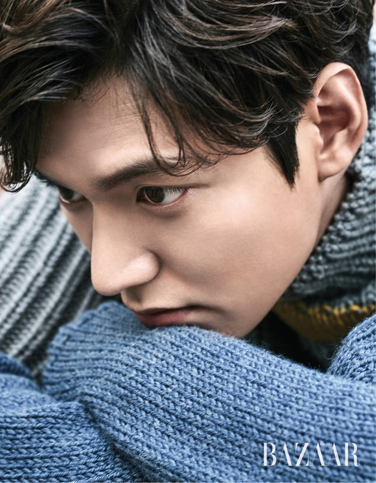 Lee Min Ho dien trai tren tap chi thang 12 hinh anh 4
