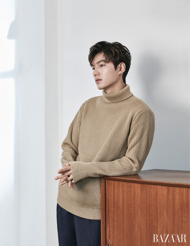 Lee Min Ho dien trai tren tap chi thang 12 hinh anh 6