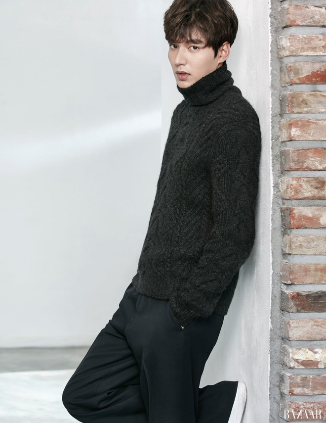 Lee Min Ho dien trai tren tap chi thang 12 hinh anh 8