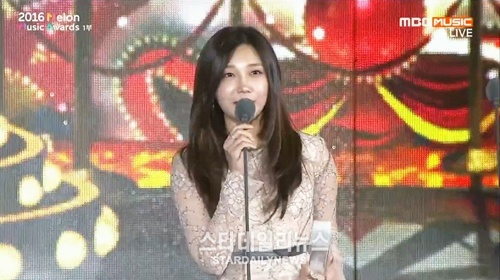 EXO, BTS thong tri le trao giai trong dem bieu tinh o Han hinh anh 6