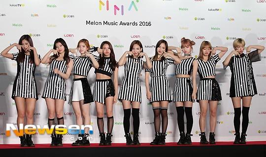 Dan sao Han khoe sac tren tham do Melon Music Awards 2016 hinh anh 9