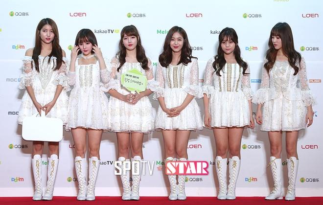 EXO, BTS thong tri le trao giai trong dem bieu tinh o Han hinh anh 5