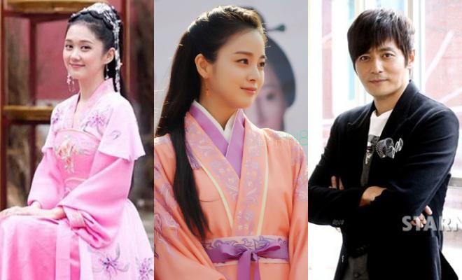 Song Hye Kyo, Joong Ki va loat sao Han mat viec o Trung Quoc hinh anh 3