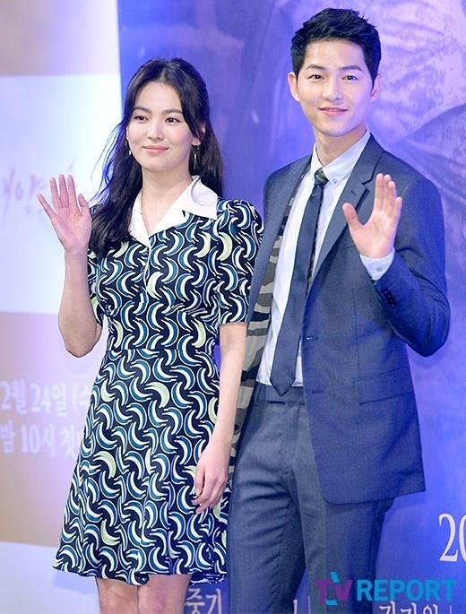 Song Hye Kyo, Joong Ki va loat sao Han mat viec o Trung Quoc hinh anh 2