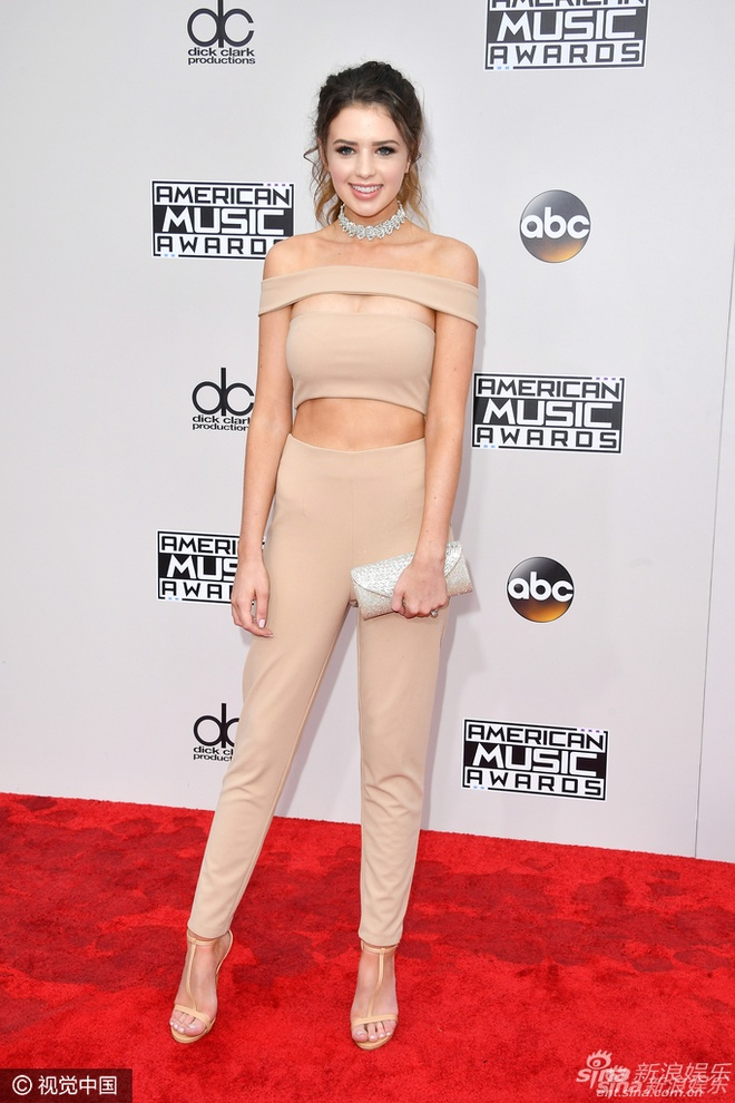 Tham do American Music Awards anh 14