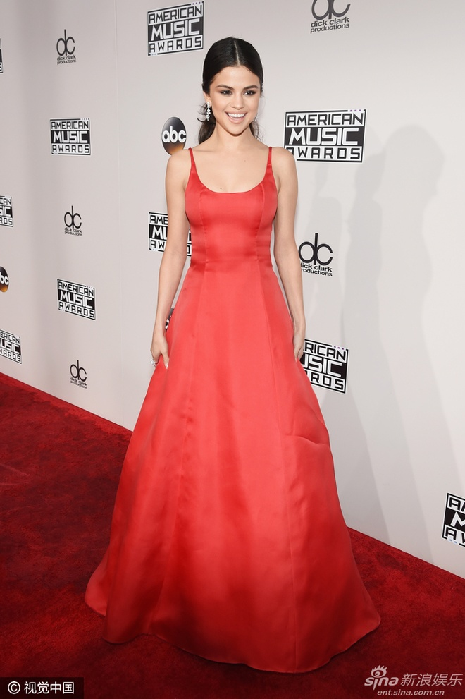 Tham do American Music Awards anh 1