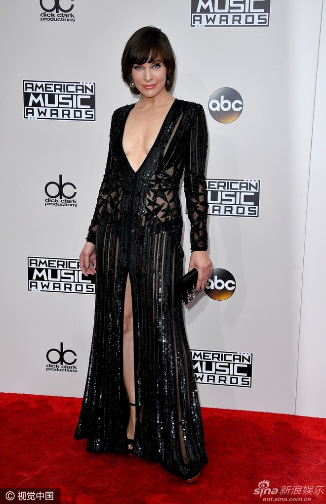 Tham do American Music Awards anh 11