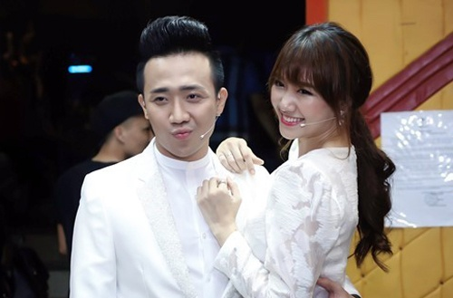 Hari Won va Tran Thanh se lam dam cuoi ngay 25/12 hinh anh