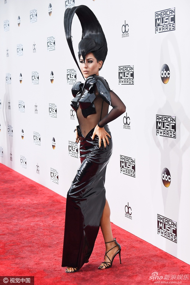 Tham do American Music Awards anh 13
