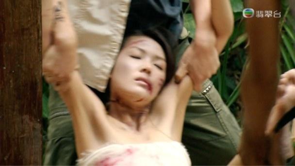 Hoa hau Hong Kong duoc khen sau canh bi cuong buc den chet hinh anh 1