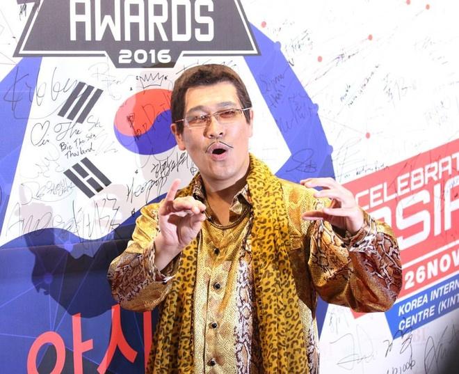 Chi Pu du WebTV Asia Awards anh 7